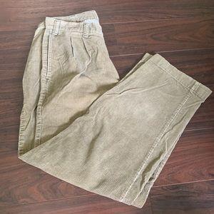 Cherokee khakis corduroy pants 34x30